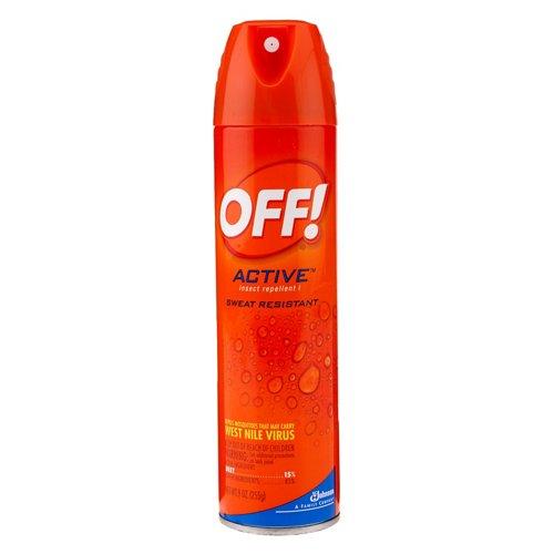 OFF! Active® 9 oz. Aerosol Insect Repellent