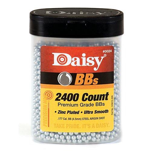 Daisy® Precision Max Premium BBs 2,400-Count