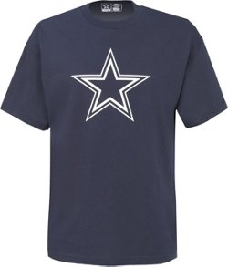 Dallas Cowboys Men's Logo Premier T-shirt