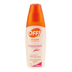 OFF! FamilyCare Insect Repellent