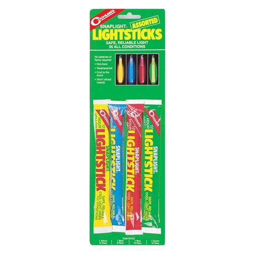 Coghlan's Snaplight Lightsticks 4-Pack