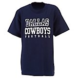 Boys  Short Sleeve Practice T-shirt. Quick View. Dallas Cowboys 6f847712b