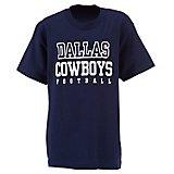 Boys  Short Sleeve Practice T-shirt. Quick View. Dallas Cowboys ea74b6d51