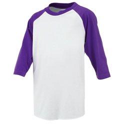 Rawlings Kids' 3/4 Length Sleeve T-shirt