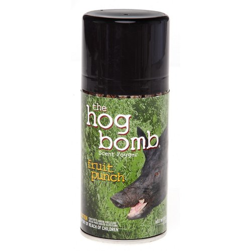 Buck Bomb Hog Bomb Fruit Punch 5 oz. Wild Hog Attractant