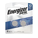 Energizer® 3V Coin Lithium Batteries 2-Pack