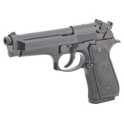 92FS 9 mm Semiautomatic Pistol