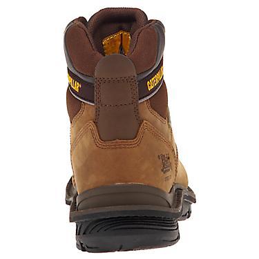 db8945bb19d Cat Footwear Men's Flexion Generator EH Steel Toe Lace Up Work Boots