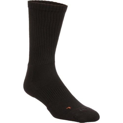 Nike Men's Dri-FIT Half-Cushion Crew Socks 3 Pack