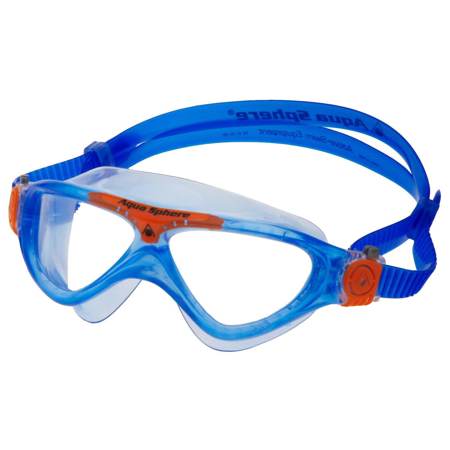 afecc94e3c7 Aqua Sphere Vista Jr. Clear Lens Swimming Goggles
