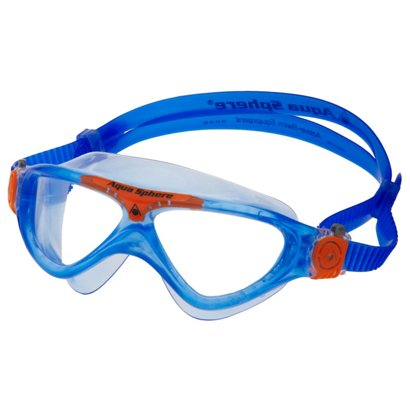 bed539cf7f4 Academy   Aqua Sphere Vista Jr. Clear Lens Swimming Goggles. Academy.  Hover Click to enlarge