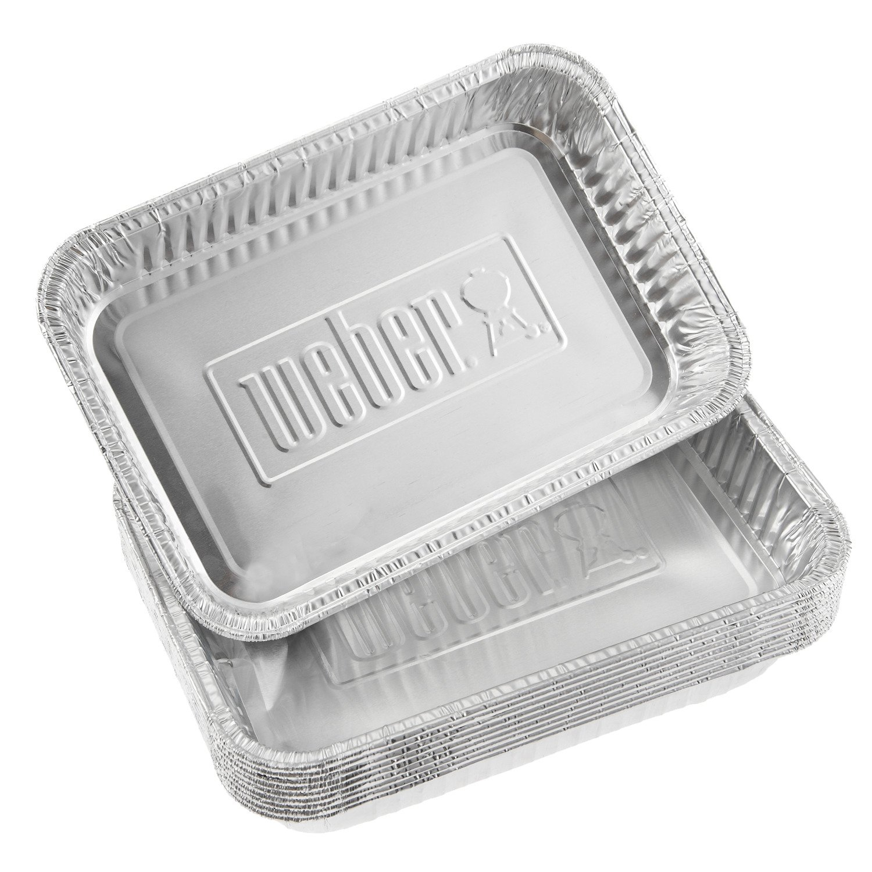 Weber® Small Drip Pans 10-Pack