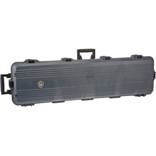 Game Winner® GUN GUARD® Double-Scoped Rifle Case with Wheels