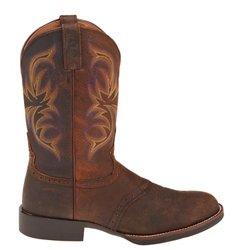 Justin Men's Stampede Cattleman Western Boots