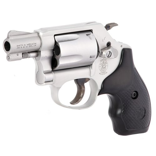 Smith & Wesson Model 637 .38 Special +P Revolver