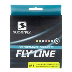 Superfly 90-Yard Weight-Forward 5 Floating Fly Line