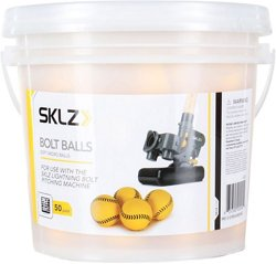 SKLZ Bolt Ball Bucket 50-Count