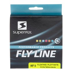Superfly Floating Fly Line