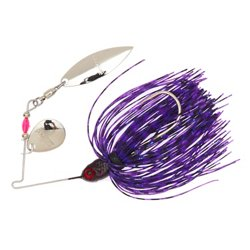 Pond Magic 3/16 oz Tandem Blade Spinnerbait