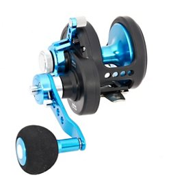 Daiwa® Saltist® Lever Drag 2-Speed STTLD 35 Conventional Reel, Right-handed