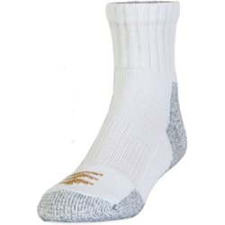 Adults' Pro-Thicks Quarter Socks 2 Pack