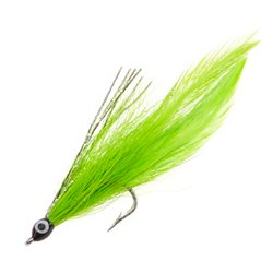 Deceiver 1-1/4 in Saltwater Fly