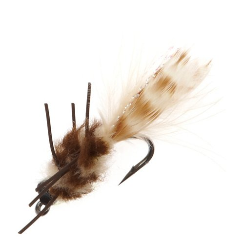 Superfly Permit Crab 0.75 in Fly