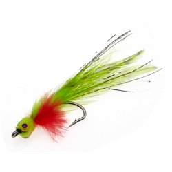 Punch 1-1/4 in Saltwater Fly