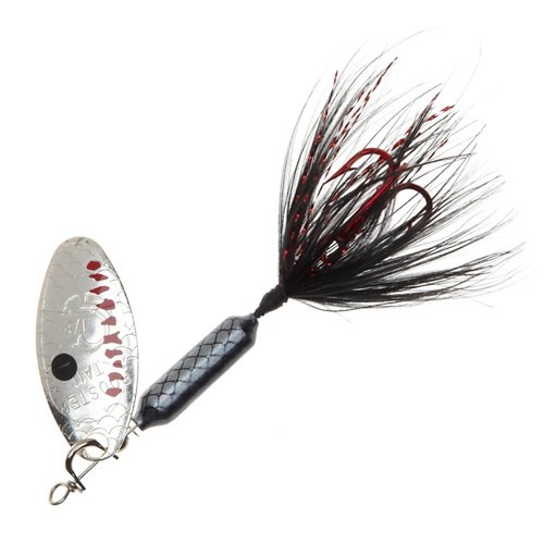 Worden's Rooster Tail 1/8 oz In-Line Spinner