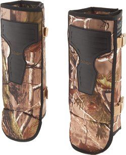 ForEverlast Real Tree Camo Snake Guard Shields