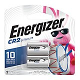 Energizer® CR2 Lithium Specialty Batteries 2-Pack