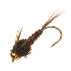 Superfly Pheasant Tail 0.5 in Flies 2-Pack