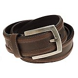 Magellan Outdoors Men's Contrast Stitch Black Belt