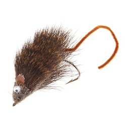 Superfly Bass-Mouse Dry Fly