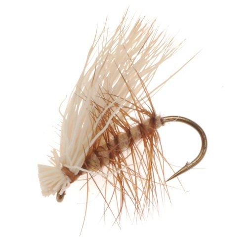 Superfly Elk Hair Caddis 0.5 in Flies 2-Pack