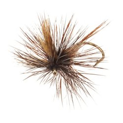Superfly March 1/2 in Dry Fly