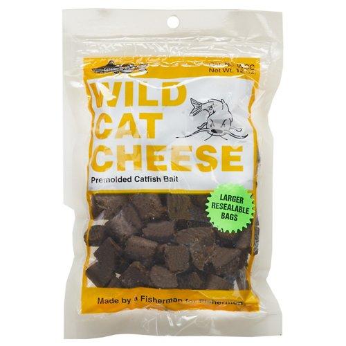 Catfish Charlie Wildcat Cheese-Flavored Dough Balls