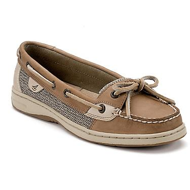 Sperry Women S Angelfish Slip On Boat Shoes