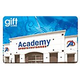Academy Classic Gift Card - Blue Design