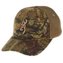 Browning Adults' Breeze Mesh Back Cap