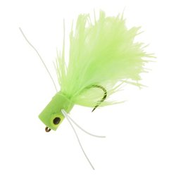 Panfish Popper 1 in Dry Flies 2-Pack