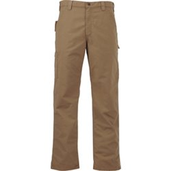 Men's Canvas Dungaree Work Pant