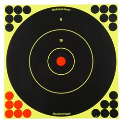 "Birchwood Casey® Shoot-N-C® 12"" Bull's-Eye Targets 5-Pack"