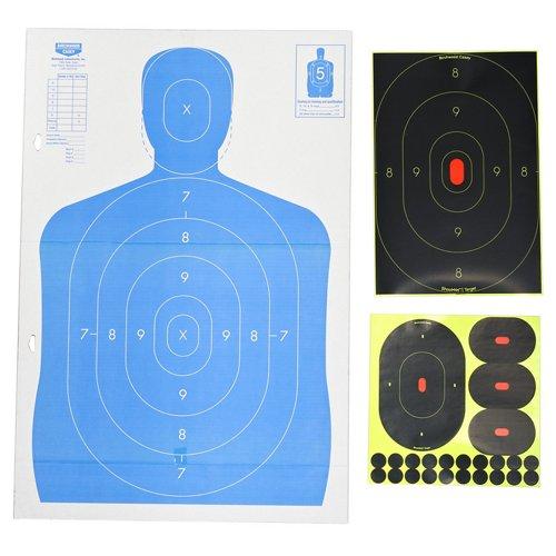 Birchwood Casey® Shoot-N-C® Silhouette Target Kit