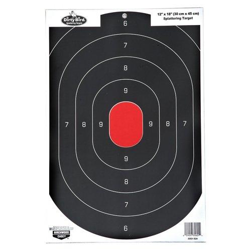 Birchwood Casey® Dirty Bird® Silhouette Targets 8-Pack