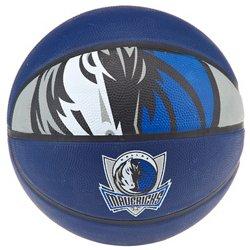 Spalding NBA Team Logo Courtside Size 7 Outdoor Basketball