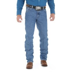 Men's Premium Performance Cowboy Cut Regular Fit Jean