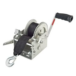 Marine Raider 2,500 lb. Trailer Winch with Brake