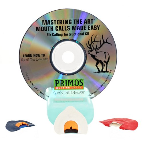 Primos Mastering the Art® Elk Mouth Calls Made Easy™ CD