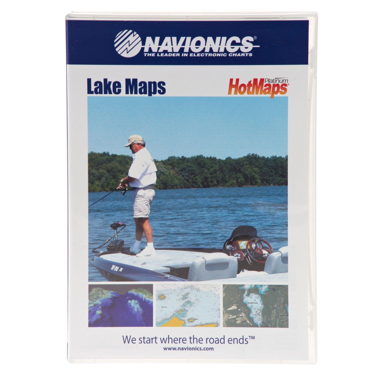 Navionics HotMaps Platinum Southern Region Map Software